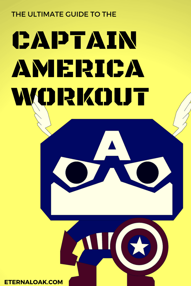 Captain America Workout 3a