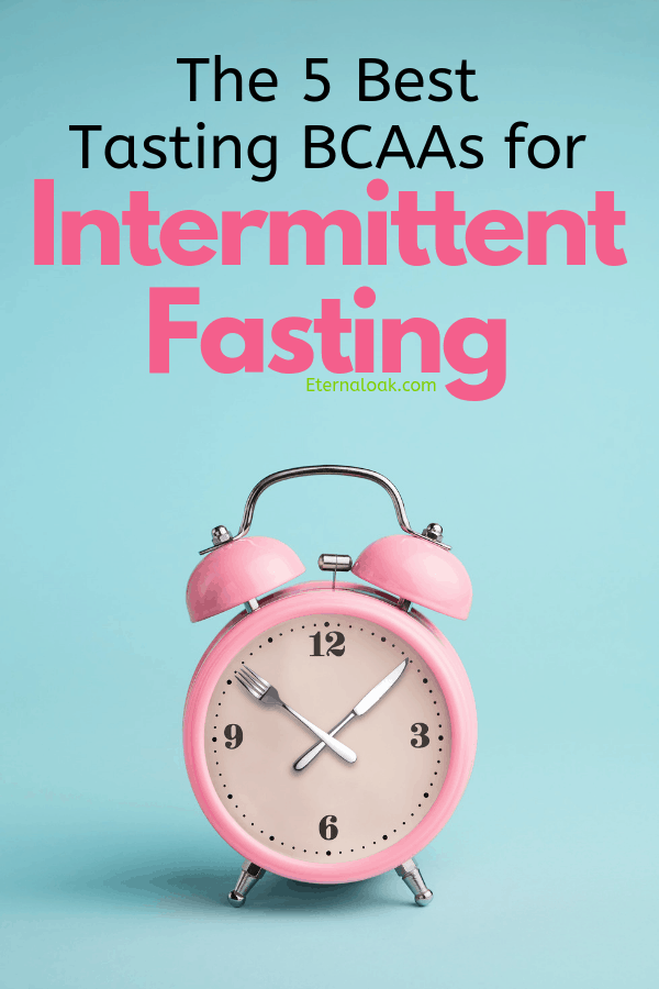 The 5 Best Tasting BCAAs for Intermittent Fasting